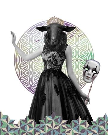 Black Sheep Guardian Collage