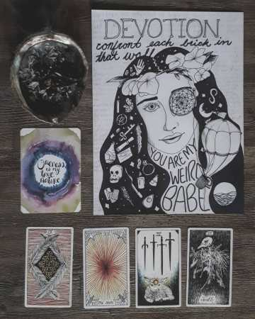 Drawing Divination
